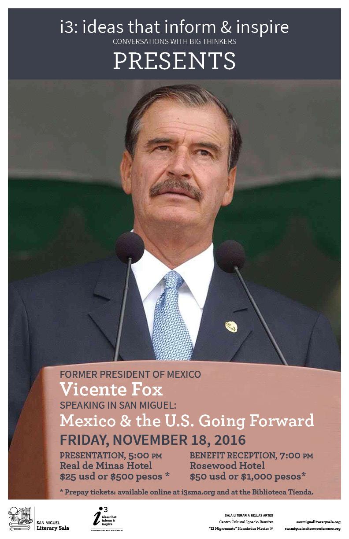 i3: Vicente Fox