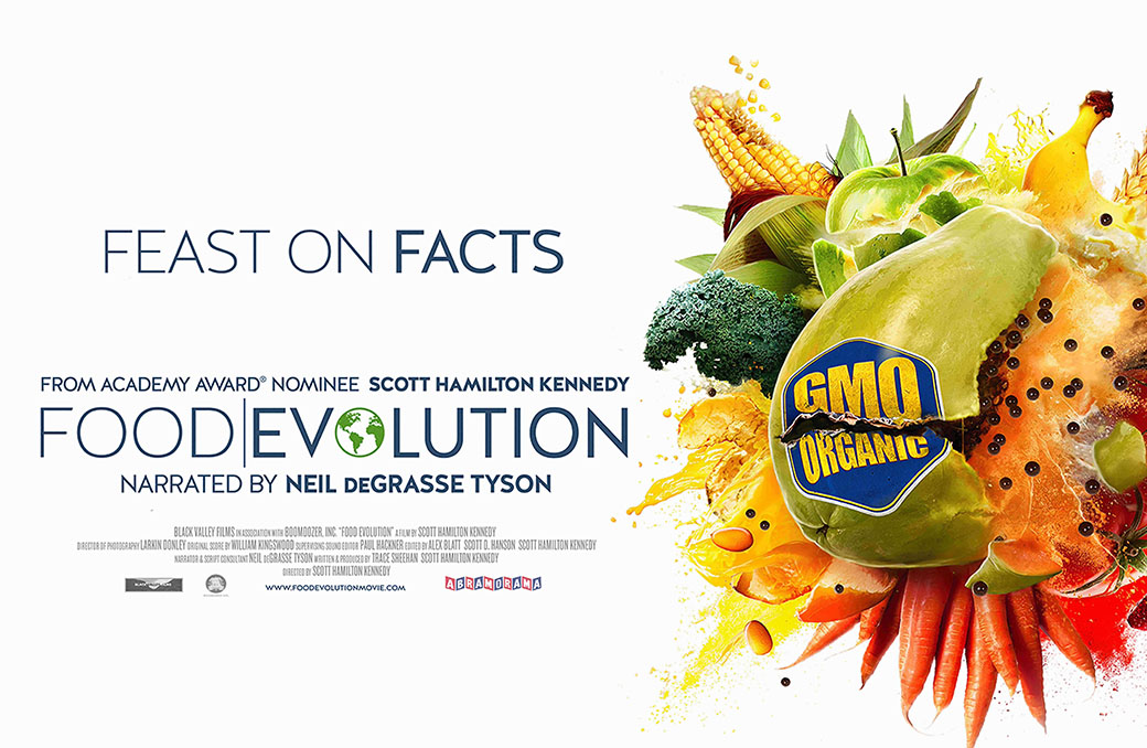 Food Evolution Film